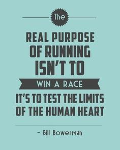 real purpose of runnig