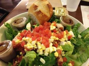 cobb salad boudin