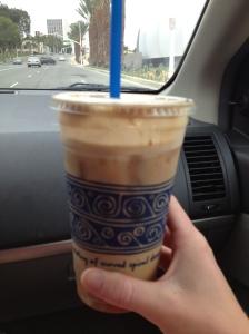 iced2pumpcaramel lattewayhome