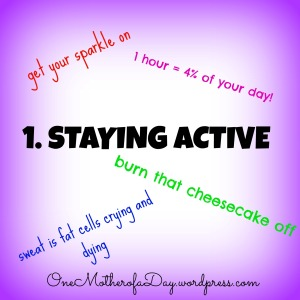 #1stayingactive