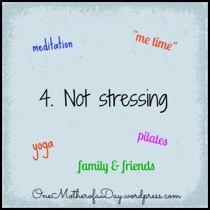#4notstressing