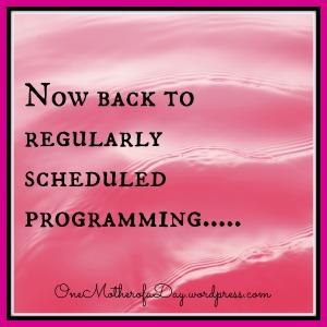 PicMonkey Collageregularlyscheduledprogramming