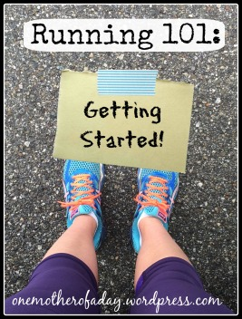 Running 101: Getting Started!