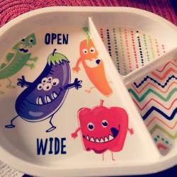 Target veggie plate