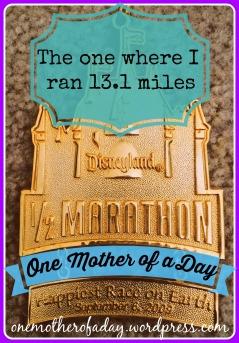 friday Five: 5 most memorable races 1st half marathon