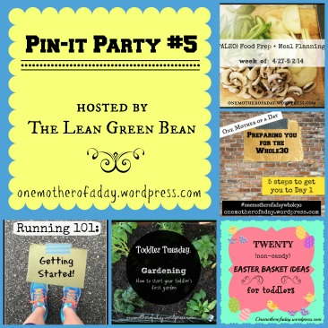 Pin it party #5