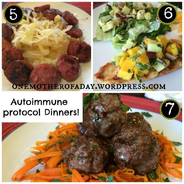 WIAW#19 Autoimmune Protocol edition