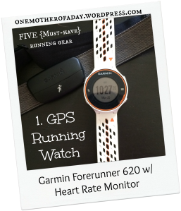 FIVE {must-have} running gear