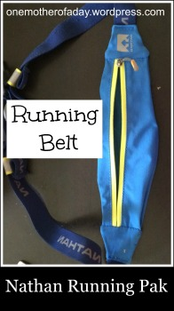 FIVE {must have} running gear