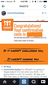 Confessions! Kettlebells! Ragnar! Oh My! {One Mother of a Day}